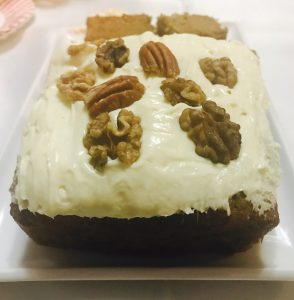 Carrot Apple Loaf